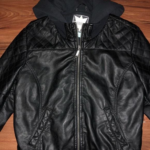 f4b4836ce Dravus Black Leather Jacket. Dravus. M_5b52dc7e5fef37e72acce648.  M_5b52dc822aa96a1c53af2e16. M_5b52dc87f3036919ef36ee7f